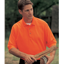 100 Tri-Mountain SafeGuard Hi Vis Polo
