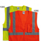 1085-1086 ML Kishigo - Ultra-Cool™ Mesh Vest with Pockets