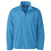 121403 Ash City Ladies Microfleece Half Zip