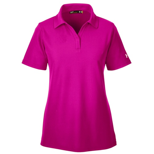 Embroidered 1261606 Under Armour Ladies 39 Corp Performance Polo