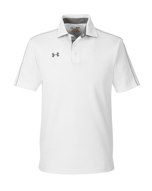 Custom embroidered 1283703 under armour men 39 s tech polo for Under armour embroidered polo shirts