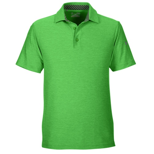 Embroidered 1283705 under armour men 39 s playoff polo for Under armour embroidered polo shirts