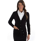 13VS007 Van Heusen Women's Cardigan Sweater