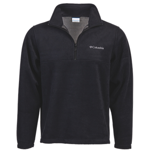 154911 Columbia Men's Dotswarm Half-Zip Fleece Pullover