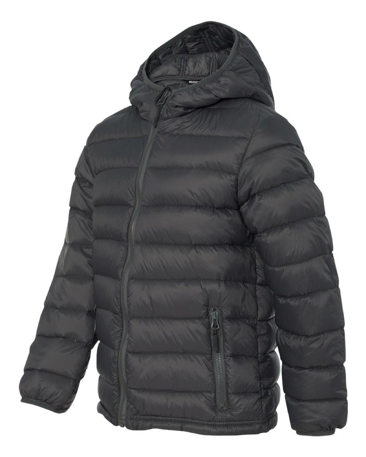 Embroidered 15600y Weatherproof Youth Packable Down Jacket