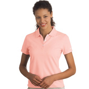 244613 Nike Golf - Ladies Dri-FIT Pique Sport Shirt