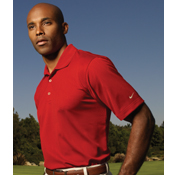 244620 NIKE GOLF - Dri-FIT Textured Sport Shirt