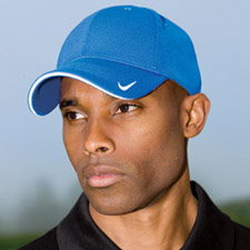 333115 Nike GOLF - DRI-Fit Mesh Swoosh Flex Sandwich Cap