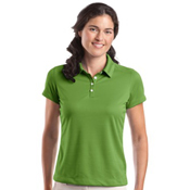 NIKE GOLF - Ladies Dri-FIT Pebble Texture Sport Shirt. 354064