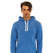37055 Unisex ECO Triblend Fleece Pullover Hoody - Organic & Made in USA