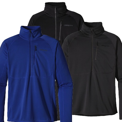 40109 Patagonia Men's R1 Fleece Pullover