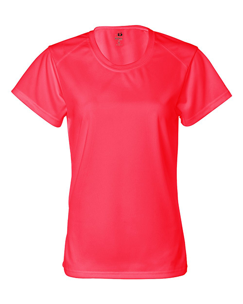 4160 Badger Ladies' B-Dry Core Short-Sleeve Performance Tee
