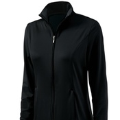4186 Charles River Girls' Fitness Jacket