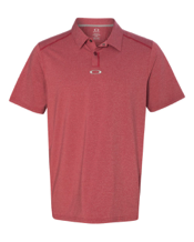 432952 Oakley - Newlyn Heathered Polo