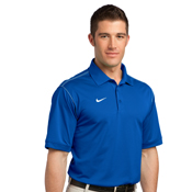 443119 NEW Nike Golf Dri-FIT Sport Swoosh Pique Polo