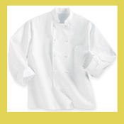 47230 Chef Designs Executive Chef Coat - 0420
