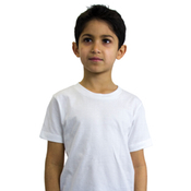 5021ORG Organic Youth Short Sleeve Crew Tee