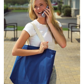 600b/BS600 Bayside Jumbo Tote Made in the USA