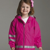 6099 Charles River Toddler New Englander Rain Jacket