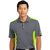 632418 Nike Golf Dri Fit Engineered Mesh Polo