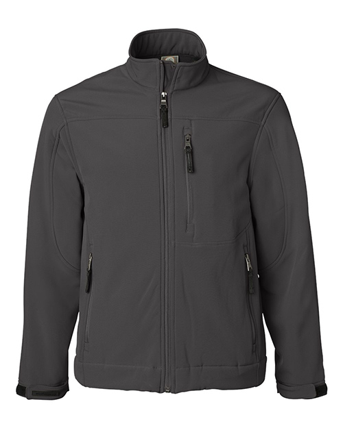 6500/64552 Weatherproof Men's Full-Zip Soft Shell Jacket