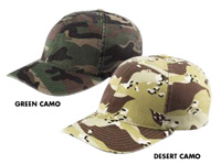 6977ca Flexfit Cotton Camouflage Cap