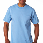 7100 Bayside Made in the USA Short Sleeve Tee w/ Pocket