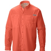 7253 Columbia Men's Tamiami II Long Sleeve Shirt