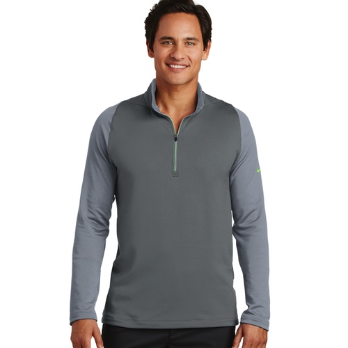 779795 Nike Golf Dri-FIT Stretch 1/2-Zip Cover-Up