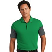 779802 Nike Golf Dri-FIT Sleeve Colorblock Polo