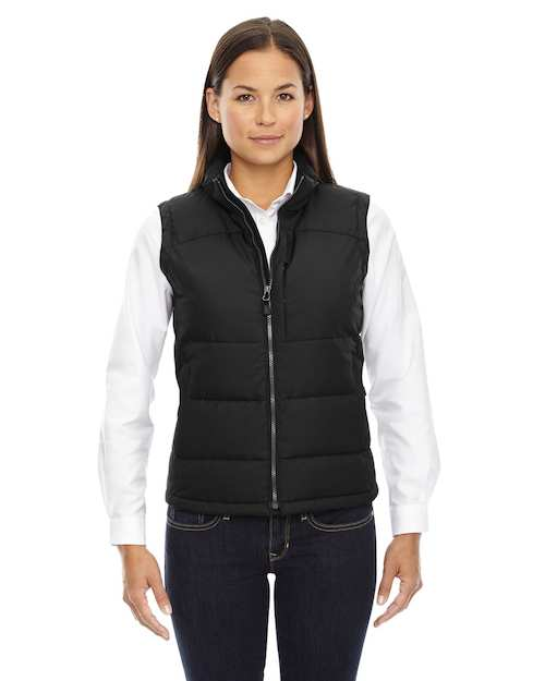 78033 North End Ladies Down Vest