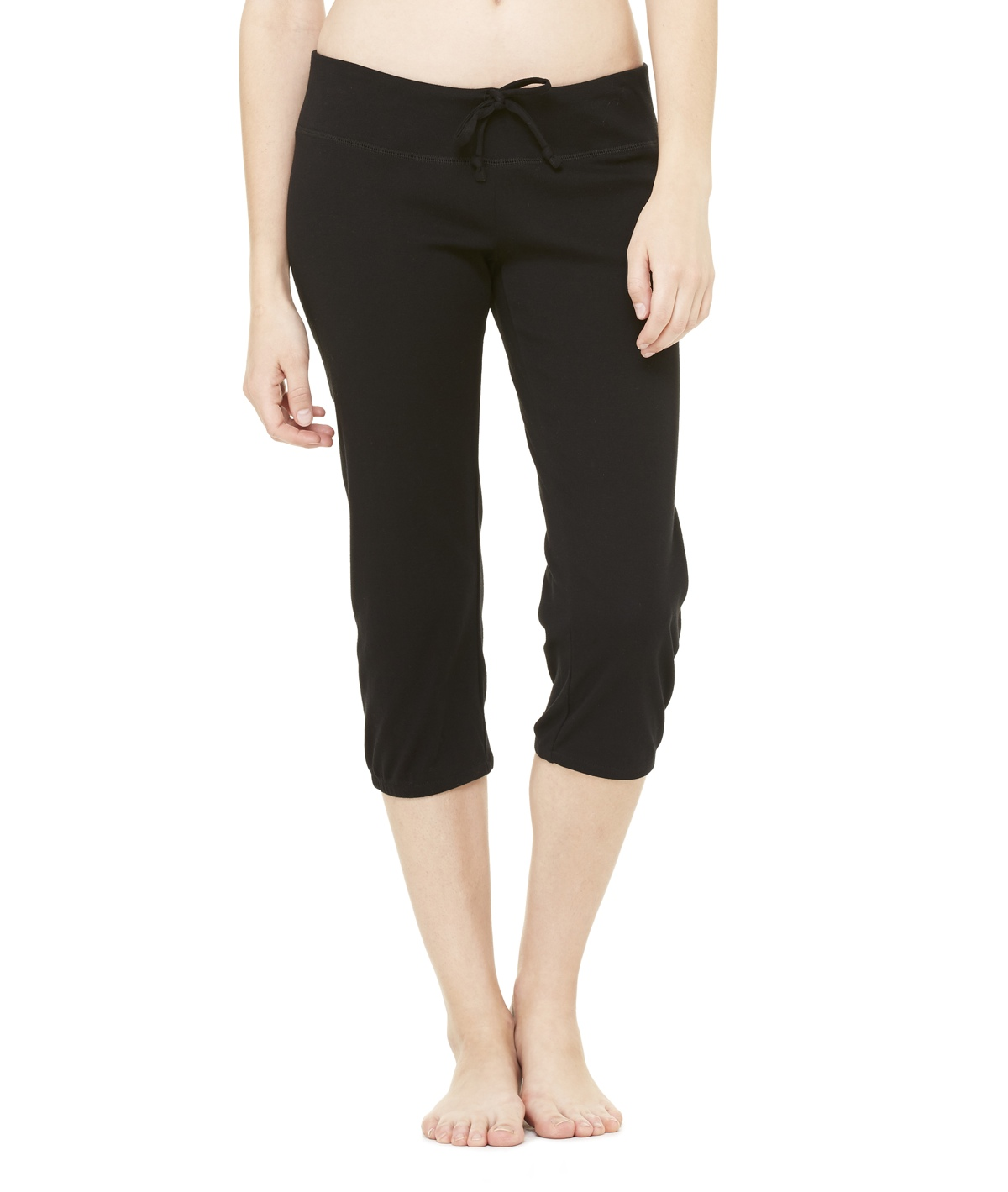 816 Bella + Canvas Ladies' Capri Scrunch Pant