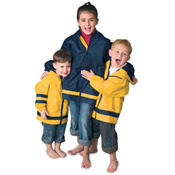 NOW 8099 The Youth New Englander Rain Jacket