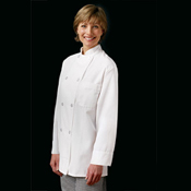 85030 Chef Designs Eight Pearl Button Chef Coat - 0403