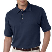 8505 UltraClub Men's Egyptian Interlock Polo