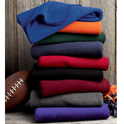 85215 Colorado Trading Fleece Sport Blanket