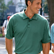 8540 Ultra Club Mens Whisper Pique Polo