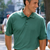 8540B Ultra Club Mens Whisper Pique Polo 3XL-4XL