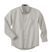 87015 Ash City Mens Easy Care Twill Shirt