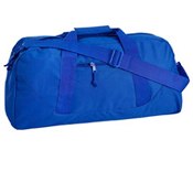 8806 Ultraclub Recycled Square Duffel Bag