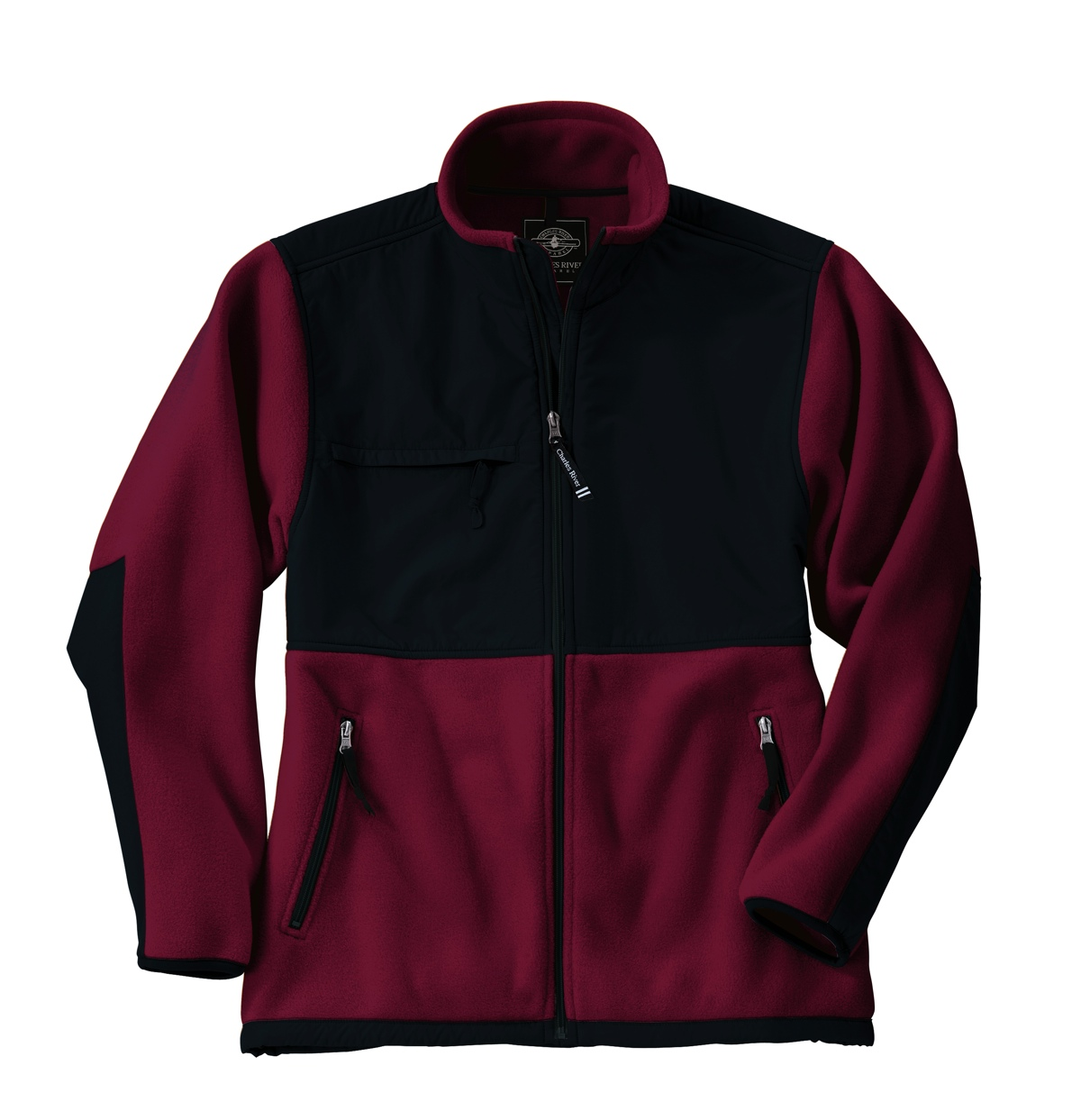 8931C Charles River Youth Evolux Fleece Jacket