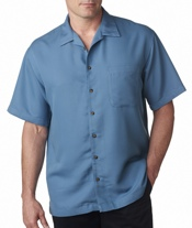 8980 Ultra Club Cabana Breeze Camp Shirt