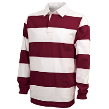 9278 Charles River Classic Rugby Shirt