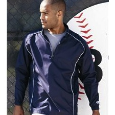 9715 Rawlings - Quarter-Zip Dobby Pullover