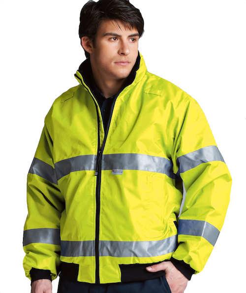 9732 Charles River Signal Hi-Vis Jacket