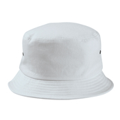 BA534 Big Accessories Metal Eyelet Bucket Cap