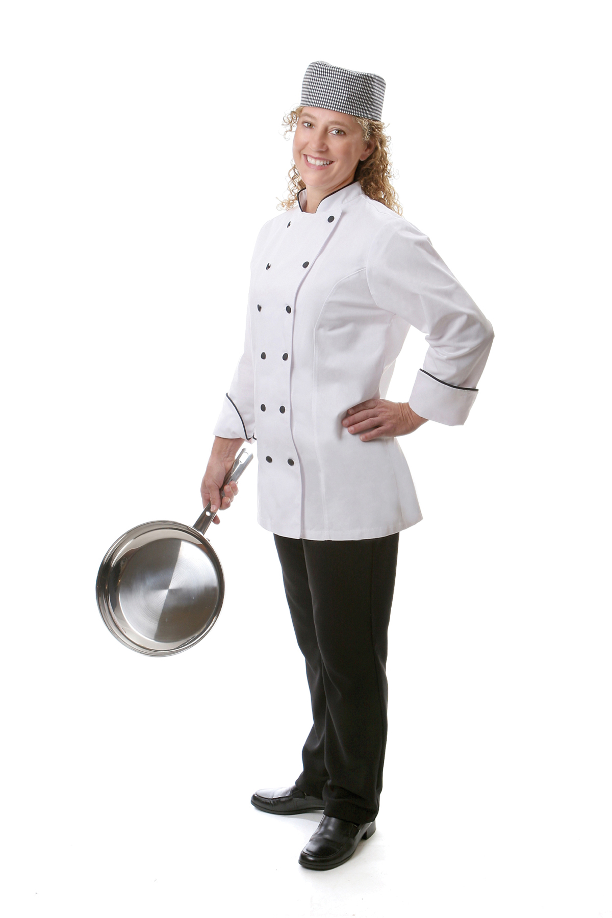 C30 Ladies Chef Coat