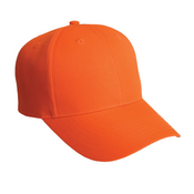 C806 Port Authority® Solid Enhanced Visibility Cap