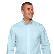 D620 Devon & Jones Men's Crown Collection™ Solid Broadcloth