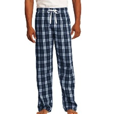 DT1800 District Flannel Plaid Pant